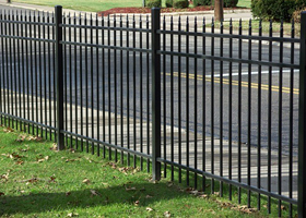Aluminum Fence by Vinyl Fence Wholesaler - Heavy Duty Aluminum Fence Factory Direct. 507-206-4154 www.vinylfenceanddeck.com