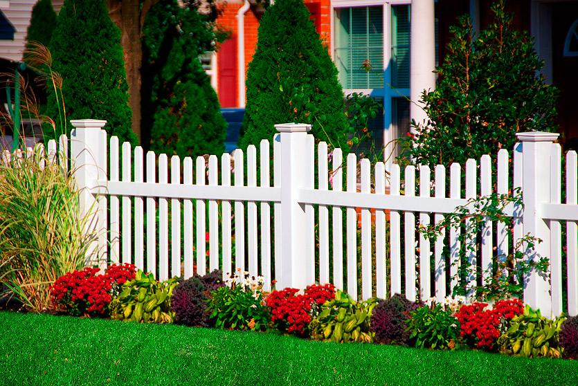 Austin picket fence a vinyl wholesaler