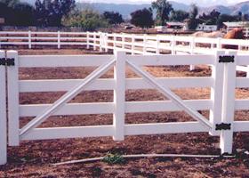 vinyl gates