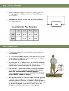 simulated stone installation instructions