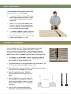 EcoStone Installation Instruction