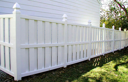Products privacy fence shadowbox vinyl wholesaler