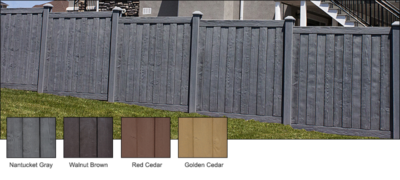 Contact Quotes Ashland Privacy Vinyl Fence Wholesaler