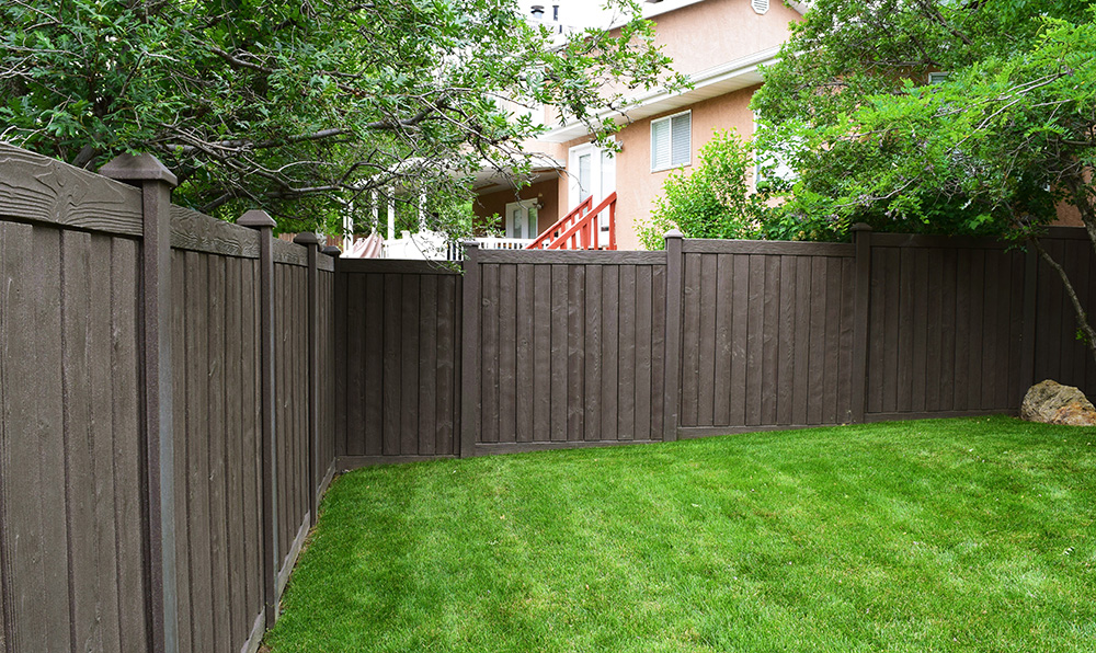 8 foot tall ashland privacy fence panels