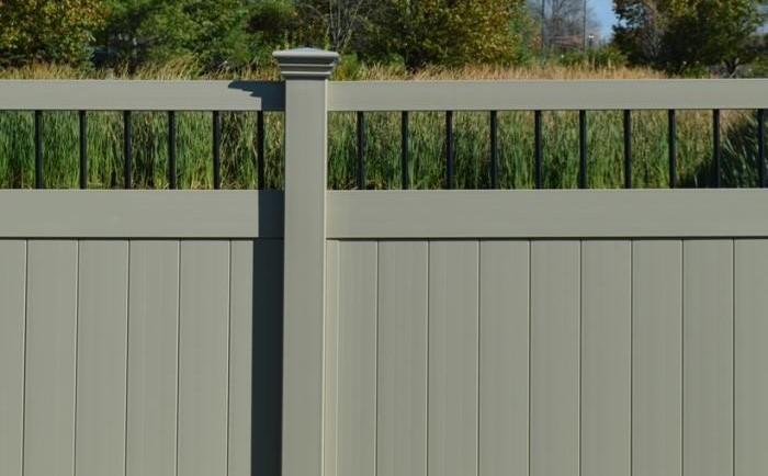 Ohio Vinyl Fence
