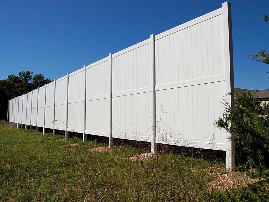 Rainier privacy fence vinyl fencing