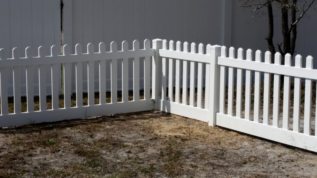 Springfield Picket Fence A Vinyl Fence Wholesaler