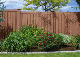 Red Cedar Ashland Privacy Fence Panels
