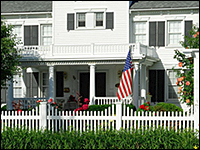 Concord Picket Fence