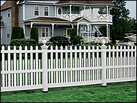 Providence Picket Fence