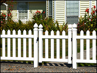 Springfield picket fence
