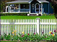Trenton Picket Fence