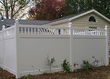 California Vinyl Fencing
