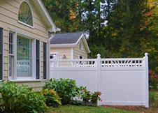 California Vinyl Fence Panels