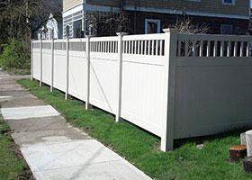 Texas Vinyl Fence Factory Direct.