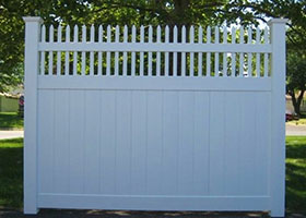 Minnesota Privacy Fence
