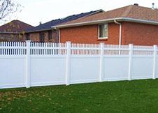 Heavy Duty Minnesota Privacy Fence
