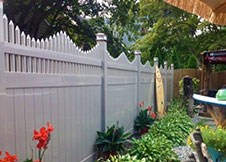 New York Vinyl Fence