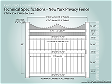 New York Vinyl Fencing