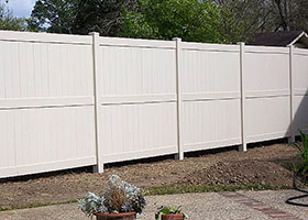 wholesale vinyl fence manufacture