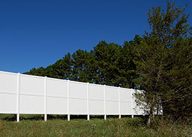 privacy fence manufacture
