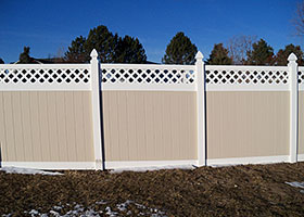 strongest privacy fence