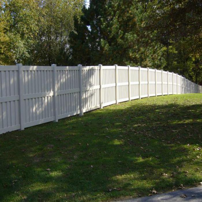 Florida Vinyl Privacy Fence Fencing From Vinyl Fence