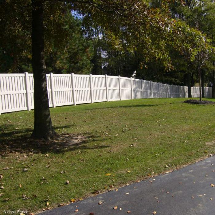 Florida Vinyl Privacy Fence Wind Certified Privacy Fence