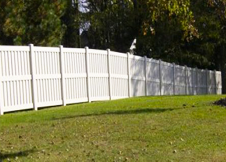 Wind Certified Florida Vinyl Fence