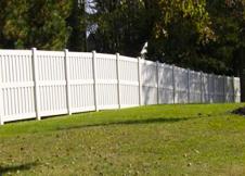 Wind Certified Florida Vinyl Fence