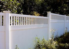 Texas Privacy Fence plus Texas Vinyl Fence