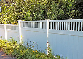 Texas Vinyl Privacy Fence plus Texas Vinyl Privacy Fencing