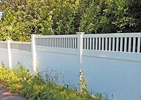 Texas Vinyl Privacy Fence plus Texas Vinyl Privacy Fencing
