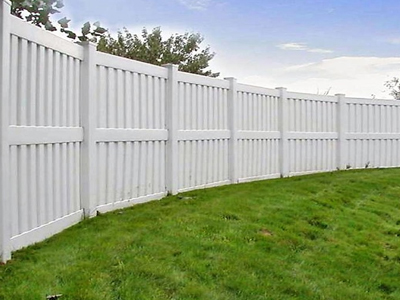 Florida privacy fence panels