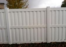 Heavy Duty Florida privacy fence