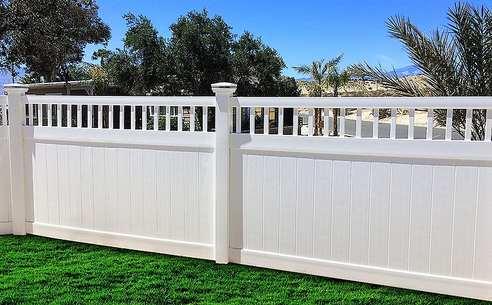 Texas Vinyl Privacy Fence Wind Certified Privacy Fence
