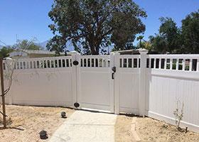 Heavy Duty Texas Vinyl Privacy Fence Factory Direct