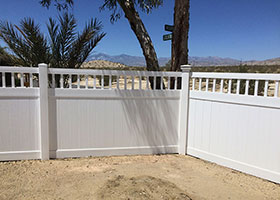 Texas Vinyl Fence Factory Direct