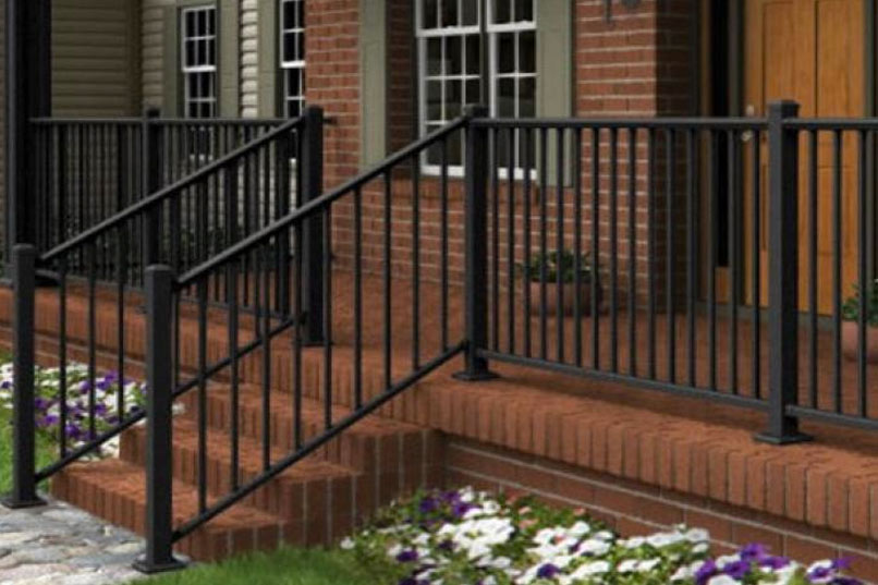 Chicago Aluminum Railing and Stair Railing