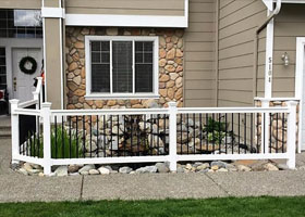 Commercial Grade Beaumont Railing