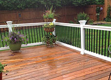 Houston Deck Railing Manufacture