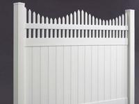 New York Vinyl Fence