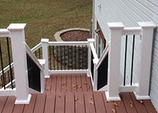 Beaumont Porch Railing Factory Direct