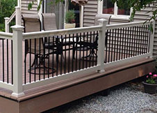 Heavy Duty Beaumont Railing