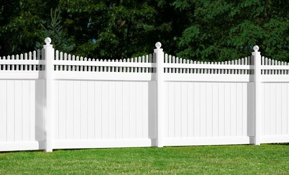 vinyl privcy fence panels