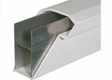 White Sefton PVC Railing