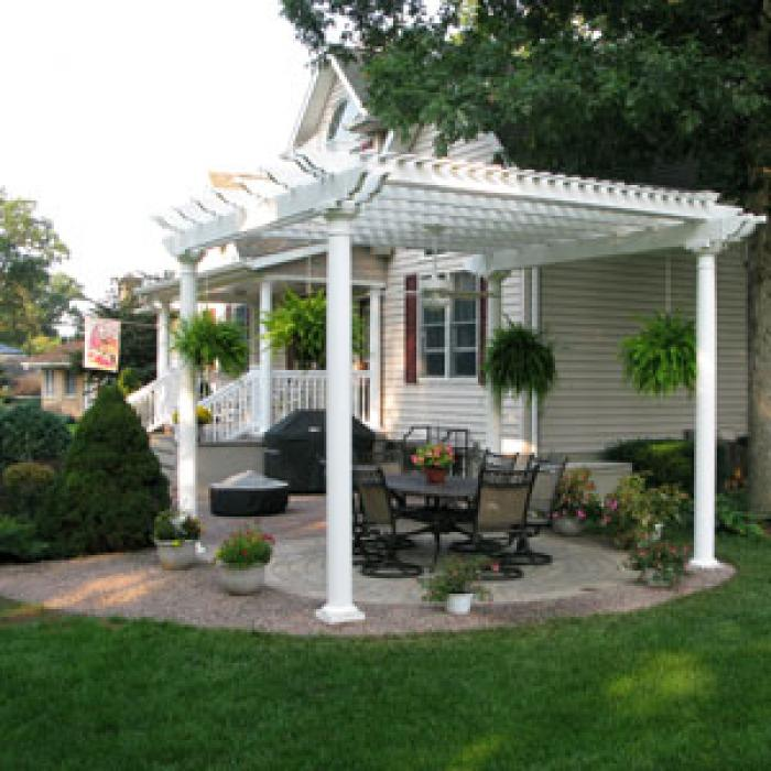 extra large patio cover