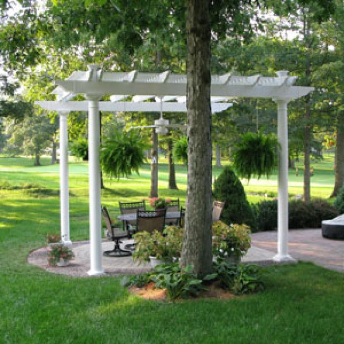 strongest patio cover and pergola