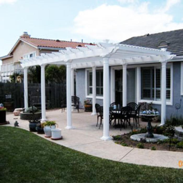 vinyl patio cover manufacturer