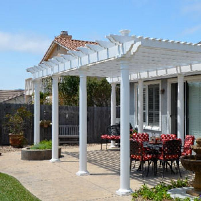 patio cover manufacture